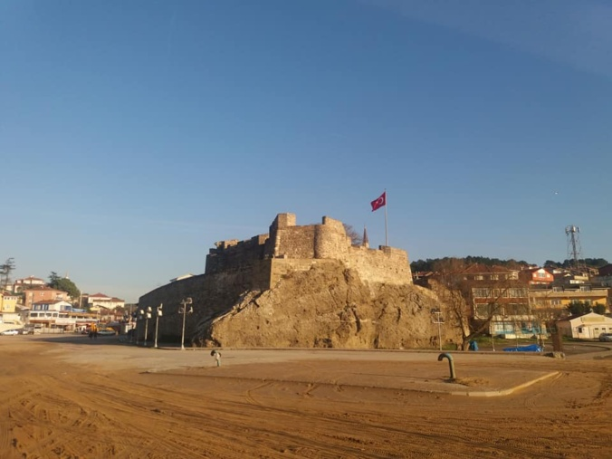 Φρούριο Ρήβας